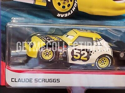 DISNEY PIXAR CARS CLAUDE SCRUGGS LEAK LESS DINOCO 400 2020 SAVE 6% GMC