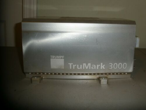 TRUMPF TRUMARK 3020 OPTICAL LASER PUMP MODULE 1064nm