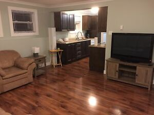 Apartment $1000 month. Blaketown 15/20 mins to Long Harbour