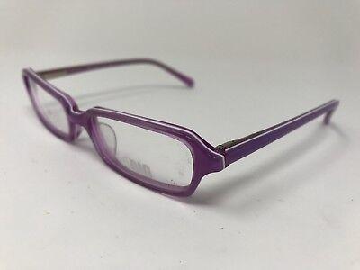 Big Youth Girls Eyeglasses Petite Mod.4201 45-17-125 Light Glossy Purple HL34