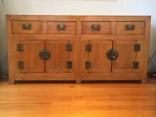 Stunning Antique Chinese Sideboard - Circa 1900 Windsor Stonnington Area Preview