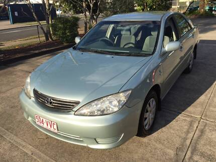 MUST SELL 06 Toyota Camry + Long REGI + RWC Eight Mile Plains Brisbane South West Preview