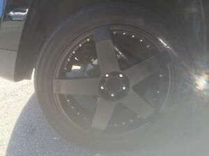 "20"" rockstar rims South Melbourne Port Phillip Preview"