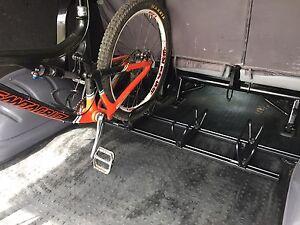 VW T5 Bike Mount Rack Carrier Stand Kombi