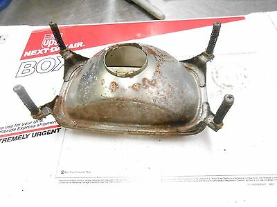 1983 BRAVO 250 snowmobile: HEADLIGHT ASSEMBLY #2