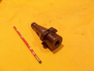 Ex-cell-o Usa Nmtb 40 X 2 Morse Taper Drill Holder Mill Mt Milling Tool Arbor
