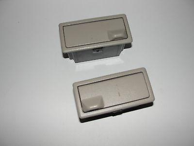 91-95 rare OEM USDM Acura Legend SP1 coupe rear mud splash guard set L/&R