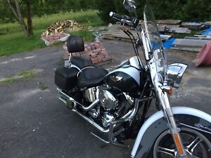 Harley-Davidson Heritage Soft tail deluxe 2008