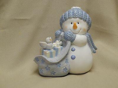 Resin Snowman (3.5