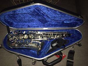 Alto Saxophone In Sydney Region NSW Woodwind  Brass Gumtree - Custom graphic for alto