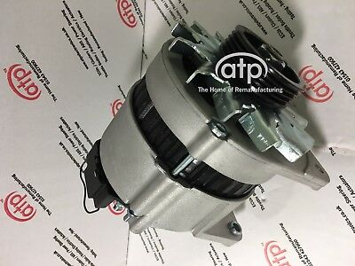 FORD TRANSIT 110 ALTERNATOR A127 TYPE  25D 75 AMP  1985   1991 ALTERNATOR