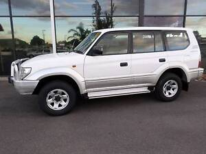 2002 Toyota LandCruiser Wagon Traralgon East Latrobe Valley Preview
