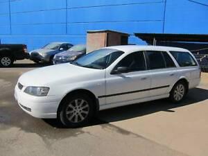 2005 Ford Falcon XT (LPG) BA MKII Wagon - Automatic
