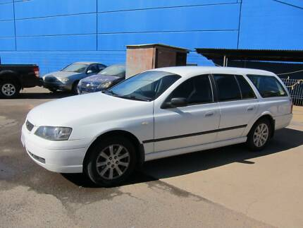 2005 Ford Falcon XT (LPG) BA MKII Wagon - Automatic Fyshwick South Canberra Preview