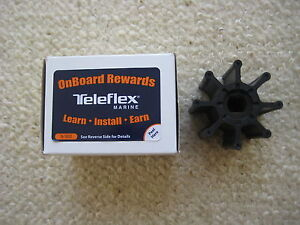 INBOARD-SKI-BOAT-MERCRUISER-V8-WATER-PUMP-IMPELLER