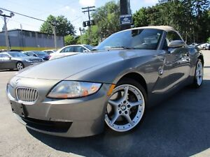2007 BMW Z4 3.0 SI ~ CONVERTIBLE ~ 71KMS LOW KMS ~ AUTO !!
