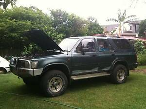 1990 Toyota 4 Runner SUV Double Bay Eastern Suburbs Preview
