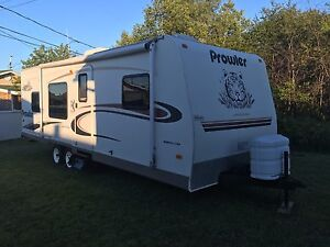 Roulotte Prowler 24T 2004