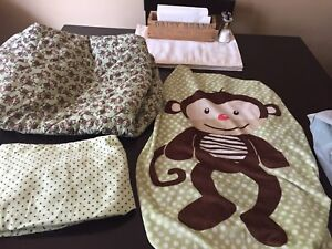 Change Pad Covers & Crib Sheet