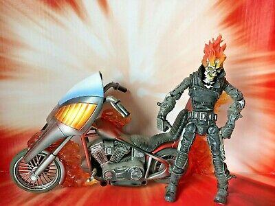 Marvel Legends Toybiz Series VII 7 Ghost Rider Action Figure (J)