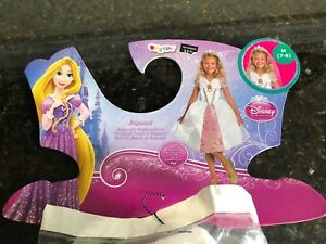 New Rapunzel from Tangled 4-6x Halloween Costume