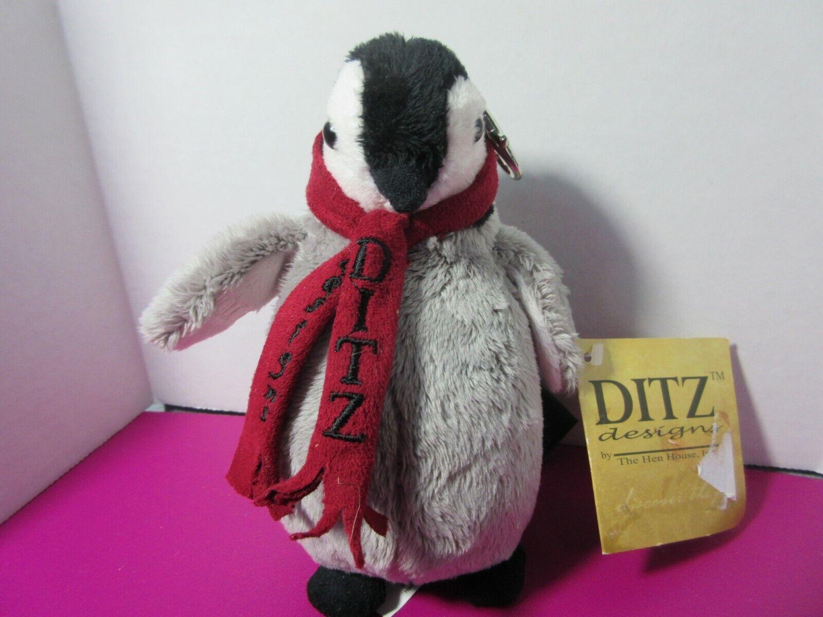 "Huggable Fox Stuffed Animal Hen House 26/"" Ditz Designs"