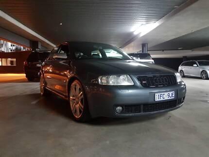 2002 Audi S3 8l 18t Cars Vans Utes Gumtree Australia