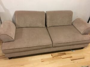 Used sofa for sale.