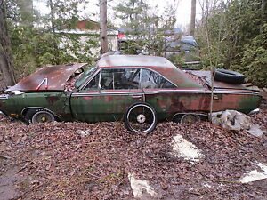 1968 Dodge Dart GT - Parting out