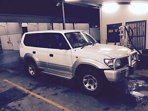 1999 Toyota LandCruiser Wagon Pyrmont Inner Sydney Preview