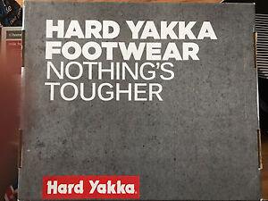 Brand new hard yakka steel boots Airport West Moonee Valley Preview