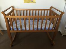 Baby cradle (0-6 months) with mattress Coogee Eastern Suburbs Preview