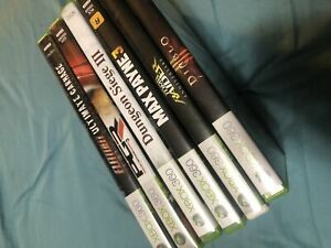 Xbox 360 Games - Various