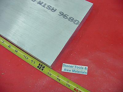 1 X 8 X 13 Aluminum 6061 Flat Bar Solid T6511 New Mill Stock Plate 1.00x 8.0