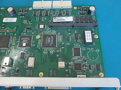 Spirent SMB-6000C Chassis Controller Module CTL-6001A 410