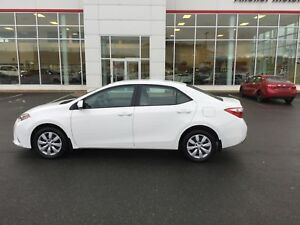 2016 Toyota Corolla LE AUTO; AIR; BLUETOOTH; HEATED SEATS; BU...