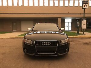 2010 Audi S5 Manual V8 Red Leather Fully Loaded