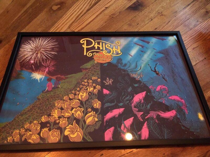 Phish Hollywood Bowl Print
