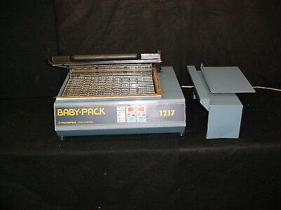 Italdibipack Baby Pack 1217 Lap Sealer Shrink Wrap System - Needs Repair