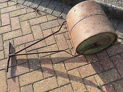 Vintage Garden Lawn Roller