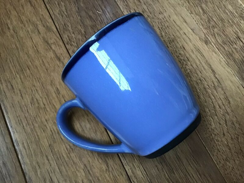 "New Sango Ceramic Mug ""Blue Nova"" Mint"