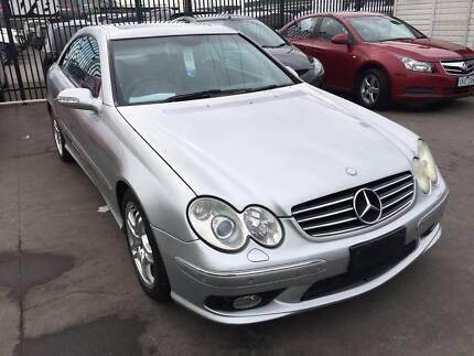 2004 Mercedes-Benz CLK55 Coupe Ravenhall Melton Area Preview