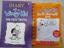 Diary of Wimpy Kid Do-It-Yourself book & The Ugly Truth Mosman Park Cottesloe Area Preview