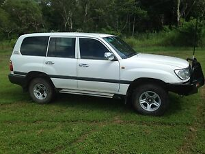 Toyota Landcruiser GXL Low kms Cooktown Cook Area Preview