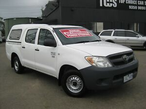 toyota hilux ute manual workmate Thomastown Whittlesea Area Preview