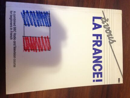 French textbook ' a vous La France' Coogee Eastern Suburbs Preview