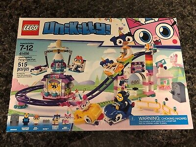 Used, LEGO Unikitty Unikingdom Fairground Fun 41456 Christmas Gift Girls Boys for sale  Shipping to Canada