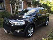 2012 Holden Captiva Wagon diesel Nerang Gold Coast West Preview