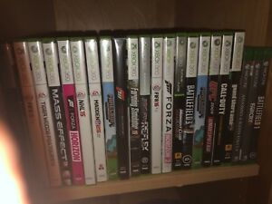 Swap games Xbox One/360