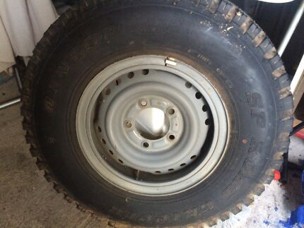 4wd spare tyre Wagaman Darwin City Preview